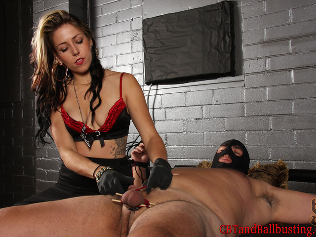 Preview CBT and Ballbusting - Wrong Number