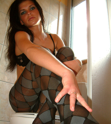 Preview Magic Legs - Kasia get Shower in Pantyhose